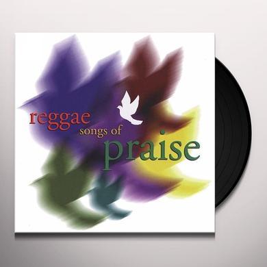 Claudelle Clarke / Denzil Dennis REGGAE SONGS OF PRAISE Vinyl Record
