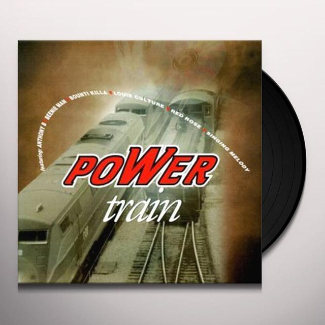 POWERTRAIN / VARIOUS Vinyl Record