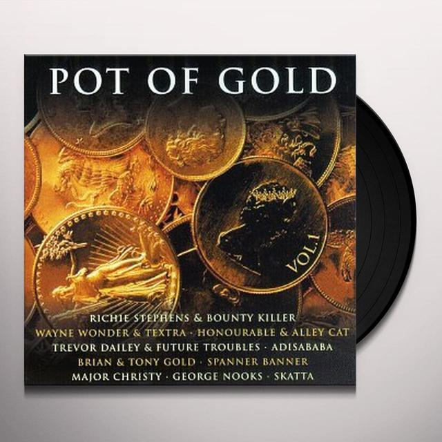 POT OF GOLD / VARIOUS Vinyl Record