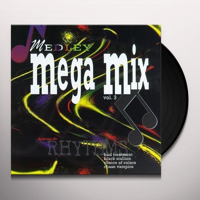 MEDLEY MEGA MIX 3 / VARIOUS Vinyl Record