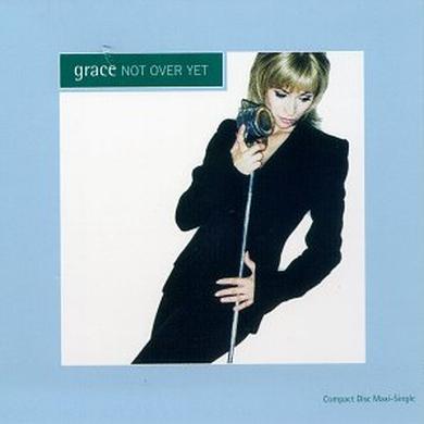 Grace NOT OVER YET (6X) Vinyl Record