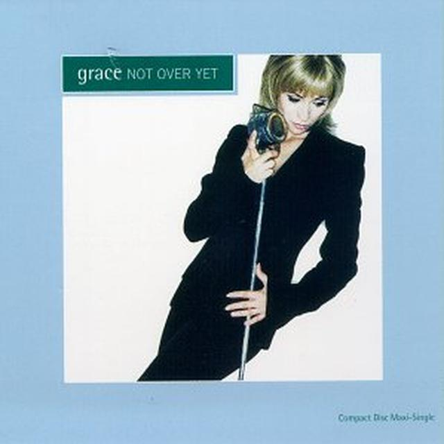Grace NOT OVER YET (6X) Vinyl Record