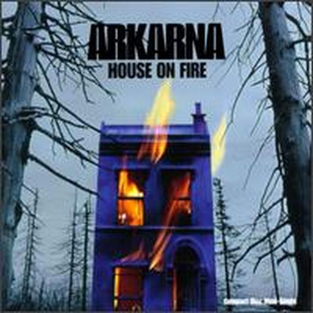 "Arkarna HOUSE ON FIRE (X9) (DOUBLE 12"") Vinyl Record"