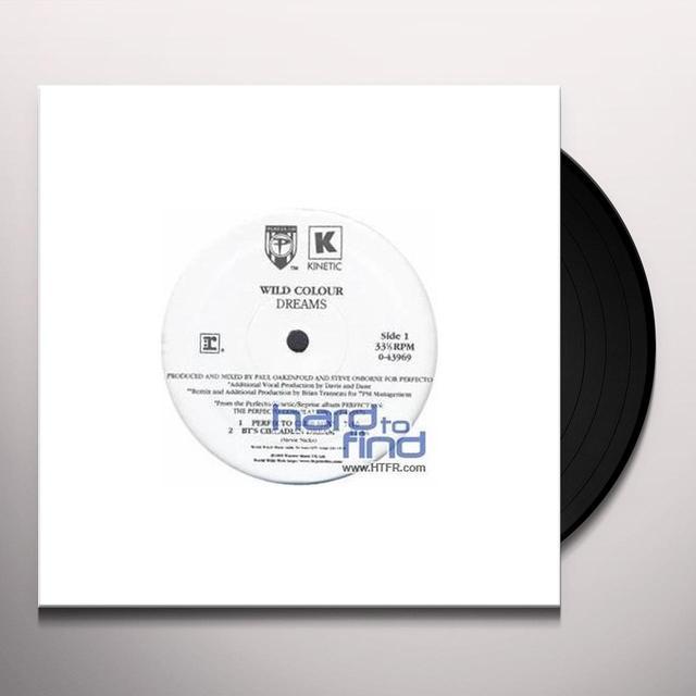 Wild Colour DREAMS (X4) Vinyl Record