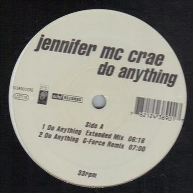 Jennifer Mccrae DO ANYTHING (X5) Vinyl Record