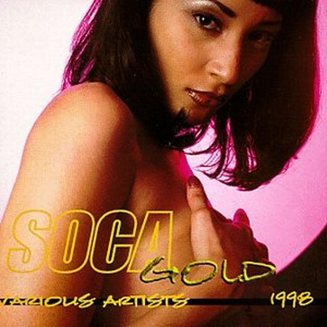 SOCA GOLD 1998 / VARIOUS (Vinyl)