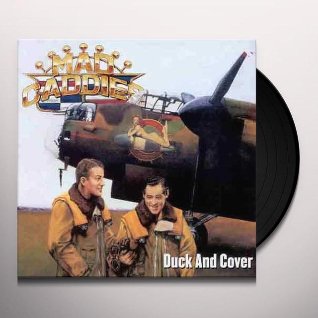 Mad Caddies DUCK & COVER Vinyl Record