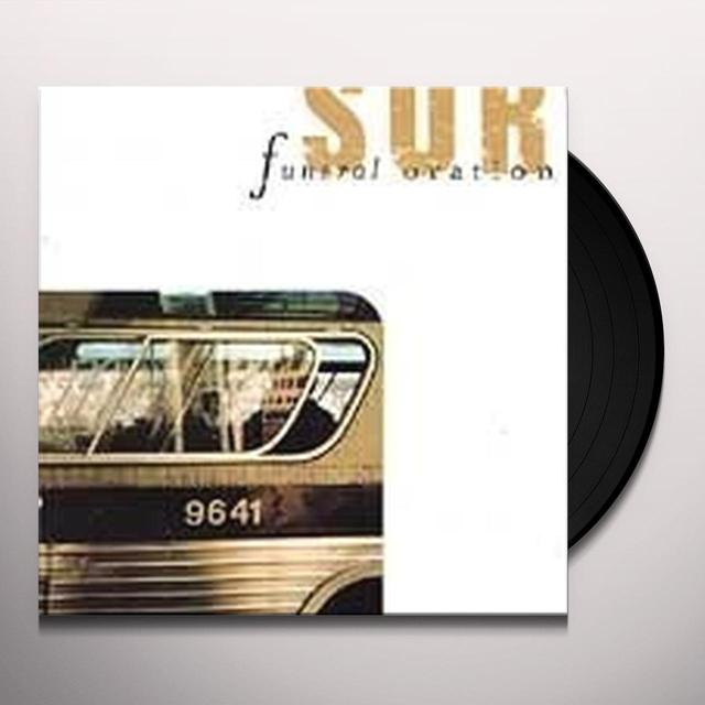 Funeral Oration SURVIVAL Vinyl Record