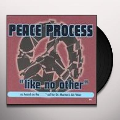 Peace Process LIKE NO OTHER (X4) Vinyl Record