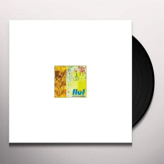 Fluf ROAD RAGE Vinyl Record