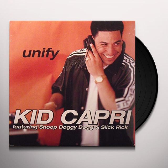 Kid Capri / Snoop Doggy Dogg / Slick Rick UNIFY (X3) / WE'RE UNIFIED (X4) Vinyl Record