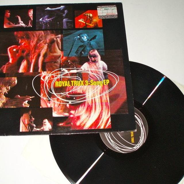 Royal Trux THREE SONG (EP) Vinyl Record