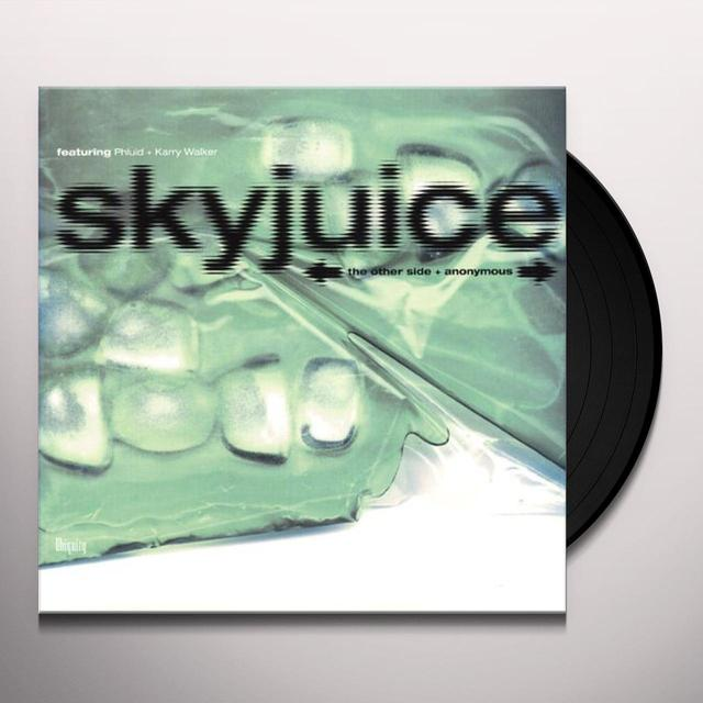 SKYJUICE 12 #1 ( OTHER SIDE / ANONYMOUS ) Vinyl Record