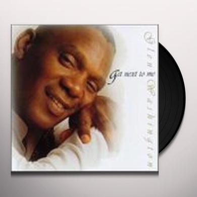 Glen Washington GET NEXT TO YOU Vinyl Record