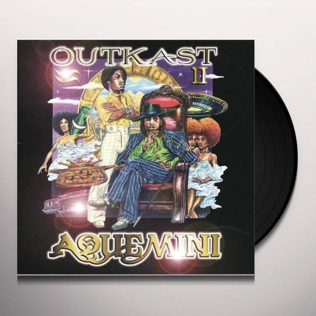 Outkast AQUEMINI Vinyl Record