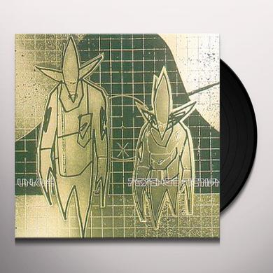 Unkle PSYENCE FICTION Vinyl Record