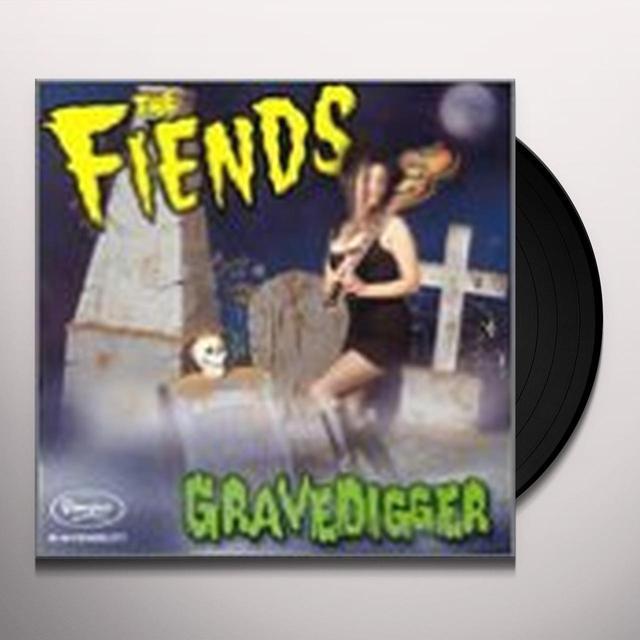 Fiends GRAVEDIGGER Vinyl Record
