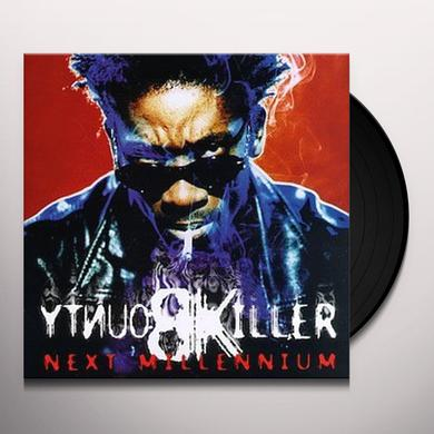 Bounty Killer NEXT MILLENNIUM Vinyl Record
