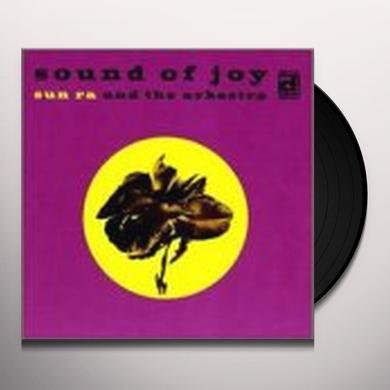 Sun Ra SOUND OF JOY Vinyl Record