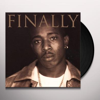 Frisco Kid FINALLY Vinyl Record