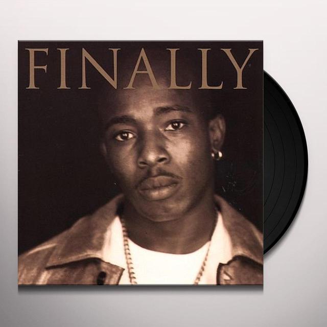 Frisco Kid FINALLY Vinyl Record