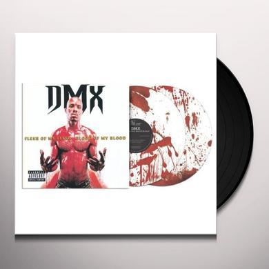 Dmx FLESH OF MY FLESH BLOOD OF MY BLOOD Vinyl Record