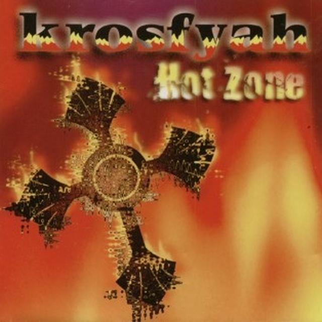Krosfyah HOT ZONE Vinyl Record