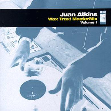 Juan Atkins WAX TRAX MASTERMIX 1 Vinyl Record
