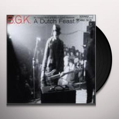 Bgk DUTCH FEAST: COMPLETE WORKS OF BALTHASAR GERARDS Vinyl Record