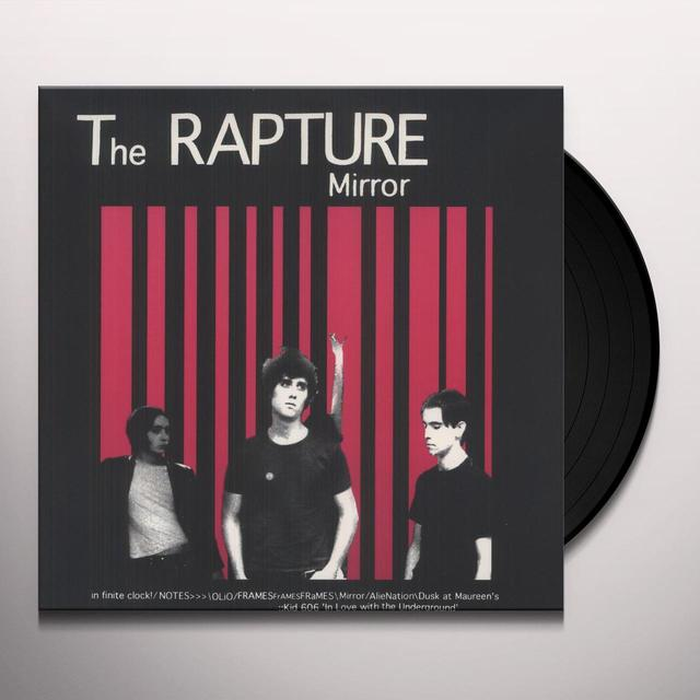 Rapture MIRROR Vinyl Record