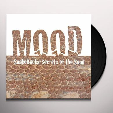 Mood SNAKEBACKS / SECRETS OF SAND Vinyl Record