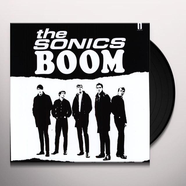 Sonics BOOM Vinyl Record