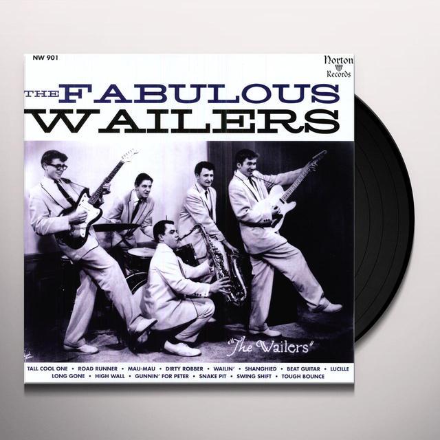 FABULOUS WAILERS Vinyl Record
