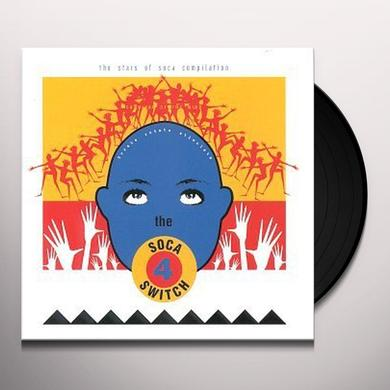 SOCA SWITCH 4 / VARIOUS Vinyl Record