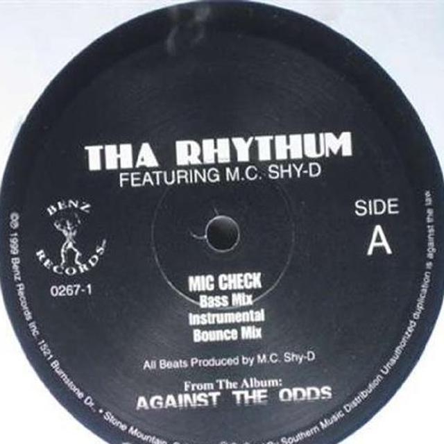 Tha Rhythum MIC CHECK Vinyl Record