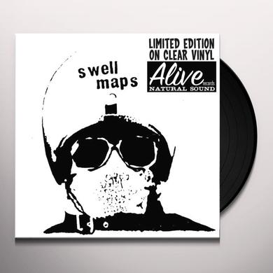 Swell Maps INTERNATIONAL RESCUE Vinyl Record - Limited Edition