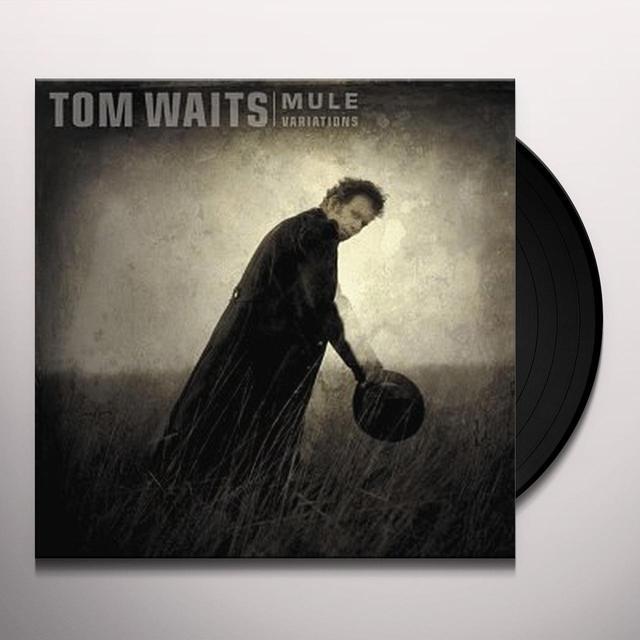 Tom Waits MULE VARIATIONS Vinyl Record