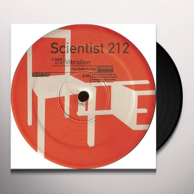 Scientist 212 VIBRATION Vinyl Record