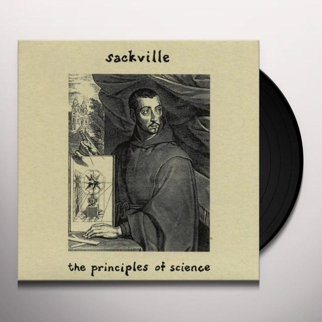 Sackville PRINCIPLES OF SCIENCE (EP) Vinyl Record