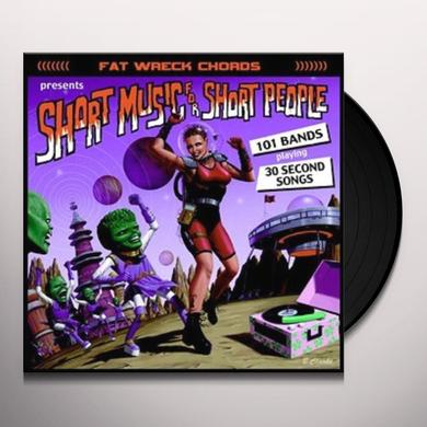 SHORT MUSIC FOR SHORT PEOPLE / VARIOUS Vinyl Record