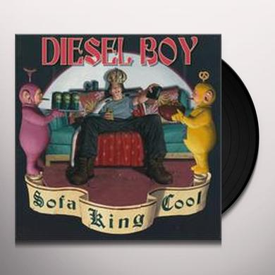 Dieselboy SOFA KING COOL Vinyl Record