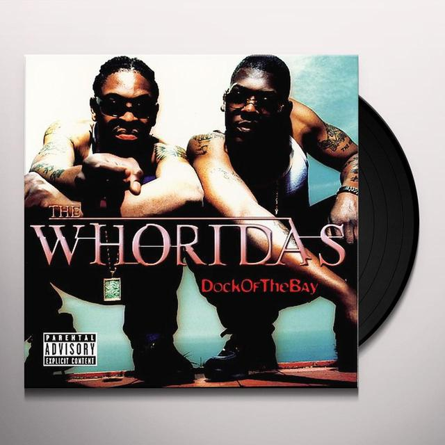 Whoridas DOCK OF BAY Vinyl Record