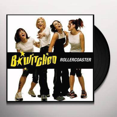 B-Witched ROLLERCOASTER (X4) Vinyl Record