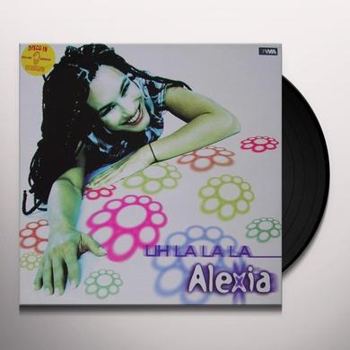 Alexia UH LA LA LA (X4) Vinyl Record