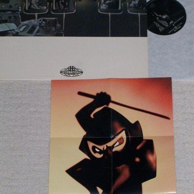 Herbaliser / Bahamadia MISSING SUITCASE / WHEN I SHINE Vinyl Record