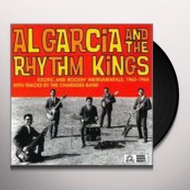 AL GARCIA & THE RHYTHM KINGS Vinyl Record