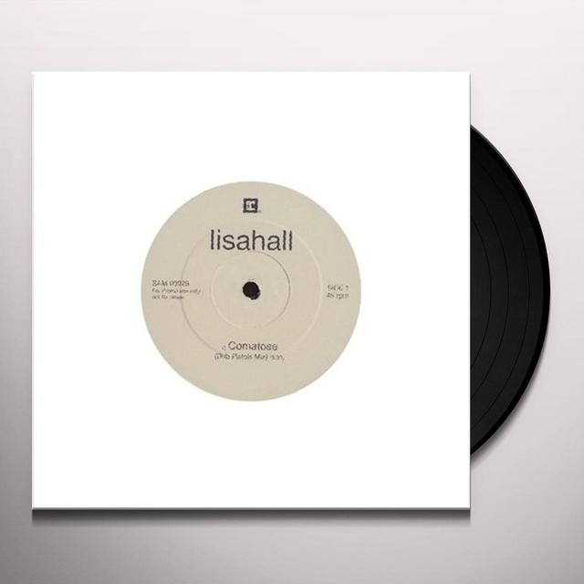 Lisahall COMATOSE Vinyl Record