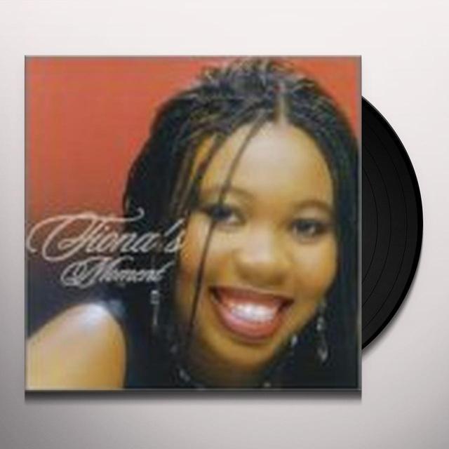 FIONA'S MOMENT Vinyl Record