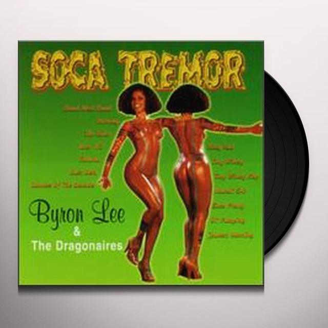 Byron Lee & Dragonaries SOCA TREMOR Vinyl Record