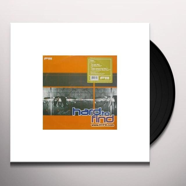 Orgy STITCHES Vinyl Record